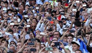 La cuota de penetración de smartphones en España es la mayor del mundo