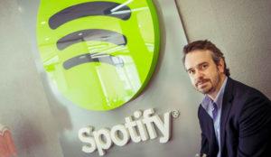 Javier Gayoso (Spotify España):