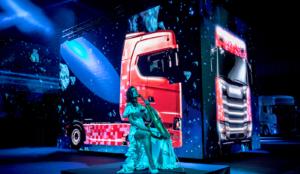 El efecto WOW de la Next Generation Scania