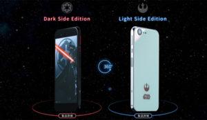 Stars Wars lanzará móviles con su marca (para