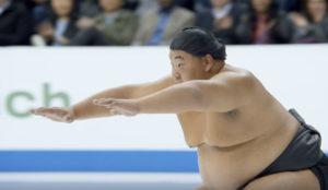 Un luchador de sumo sorprendentemente grácil protagoniza el nuevo e hilarante spot de Geico
