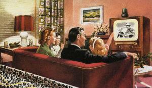 La televisión sigue vivita y coleando, pese a estar amenazada de muerte