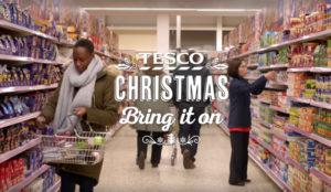 Los supermercados Tesco quieren ser el aliado perfecto en Navidad