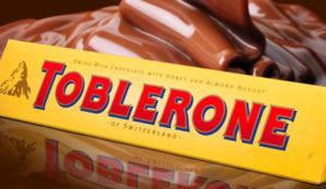 El Brexit pasa factura a Toblerone y se ve obligada a cambiar su icónica forma