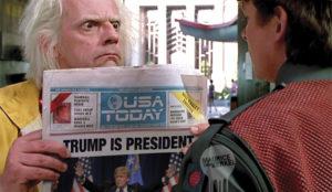 Trump, presidente por sorpresa de EE.UU. y rey de los memes en la red de redes