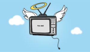 Desenchufada de la creatividad (y la calidad) la televisión se muere sin remedio