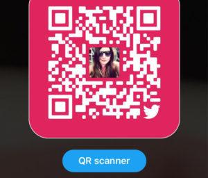 Twitter también imita a Snapchat y estrena códigos QR