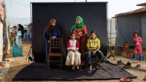 Una campaña de publicidad que retrata el drama de los refugiados gana en World Press Photo