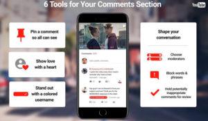 YouTube actualiza el control de los comentarios para frenar a los trolls