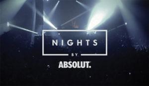 #AbsolutNights: Las noches más inesperadas