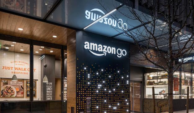 Amazon cerrará todas sus 'pop-up stores' en Estados Unidos