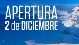125 kilómetros de nieve polvo en el primer fin de semana de la temporada en Aramón