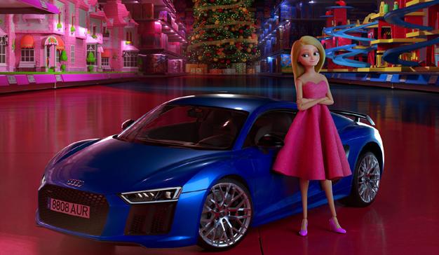 Audi rompe estereotipos con