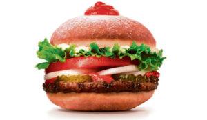 Burger King lanzará un suculento (y delicioso) híbrido de hamburguesa y donut esta Navidad