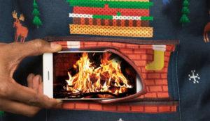 Estos ridículamente geniales jerséis navideños de Burger King le harán arder (literalmente)