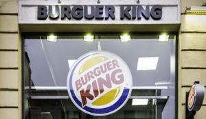 Burger King cambia (de broma) a