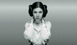 El legado publicitario de Carrie Fisher, la querida princesa Leia