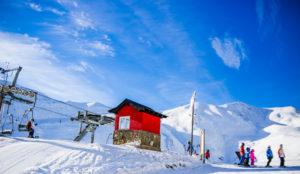 Aramón hace un balance satisfactorio del gran puente de inicio de la temporada de esquí