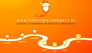 Midas desarrolla una tecnología que retransmite el viaje de Papá Noel en directo