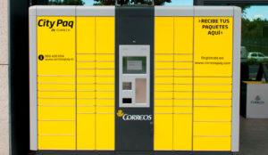 Los pedidos de Correos podrán recogerse en los aparcamientos Empark