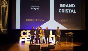 España tiene que conformarse con una plata (Outdoor) en el Cristal Festival 2016