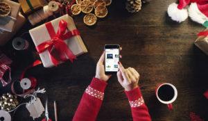 Solo un 13,2% del comercio en España esta Navidad será online