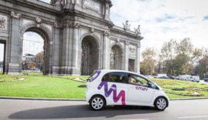 Car2Go ya tiene rival de car sharing en Madrid: eMov