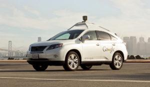 Los coches autónomos de Google X saldrán de la matriz con una división propia