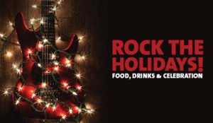 Disfrute de unas inolvidables Navidades en Hard Rock Cafe Madrid