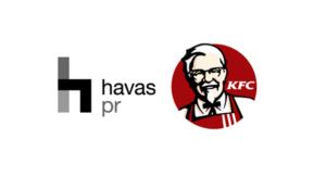 Havas PR, responsable de la comunicación de KFC