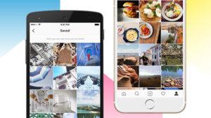 Instagram permite crear un tablón con publicaciones guardadas al estilo Pinterest