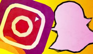Así ha sido la carrera cronológica entre Instagram y Snapchat este 2016
