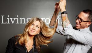 Jennifer Aniston rompe su relación con Living Proof tras haber sido adquirida por Unilever