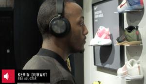 Foot Locker convierte sus tiendas en museos en su nueva campaña