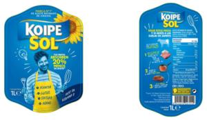 Koipe Sol rejuvenece su imagen de marca