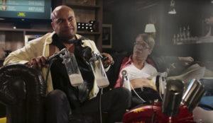 Un divertido anuncio nos muestra cómo sería la lactancia si la protagonizaran los hombres