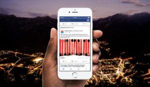 Facebook hace piña con la BBC para tirarse a la piscina del