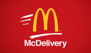 McDonald's se une a la moda delivery de la mano de Uber Eats
