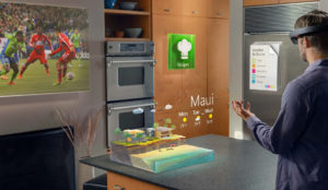 Realidad aumentada para no perder nada de vista, el futuro que imagina Microsoft