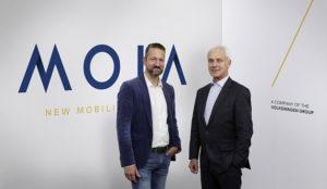 Volkswagen presenta Moia, su nueva marca de movilidad