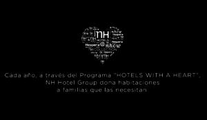NH Hotel Group donará habitaciones a familias con recursos limitados
