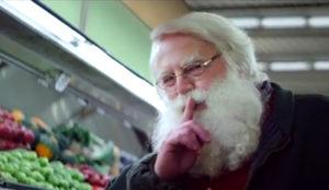 Papá Noel es real y solo los niños lo saben en este entrañable spot de Meijer
