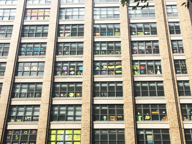 post-it-war