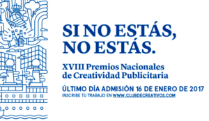 Comienza la inscripción al Certamen de losPremios Nacionales de Creatividad