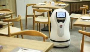 Pizza Hut incorpora un nuevo y robótico miembro a su personal en Shanghai