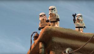 Star Wars lanza una campaña en stop motion para promocionar sus nuevos juguetes de Rogue One