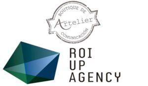 ROI UP Agency y Artelier Comunicación anuncian la formalización de su fusión