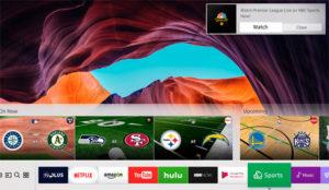 Samsung lanzará servicios Smart TV personalizados en CES 2017