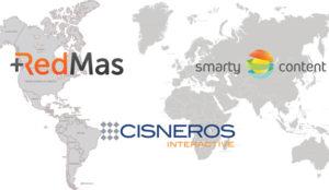 smartycontent y RedMas han iniciado su alianza para el desarrollo del vídeo online en América