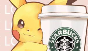 Confirmado: Pokémon GO llega a los establecimientos de Starbucks